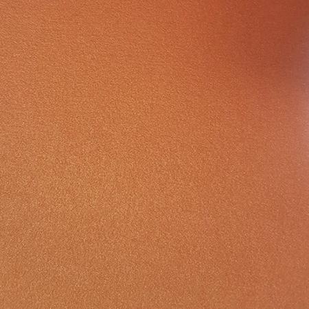 Close up of copper card