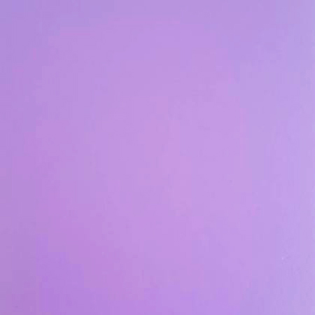 Close up of lilac card