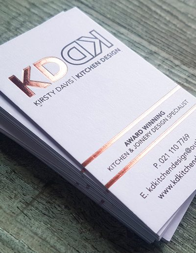 Top quality business cards printed by Pinc