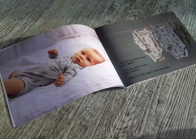 Look books, product catalogue, custom booklets printed