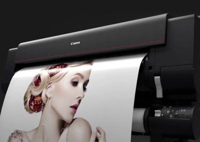 Canon Pro4000S quality photo printers at Pinc, Silverdale based printing studio