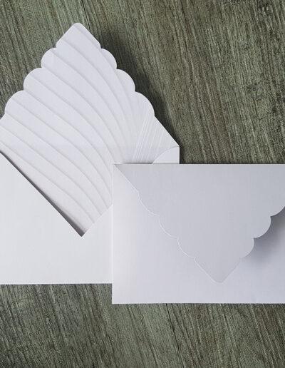 custom shape envelopes