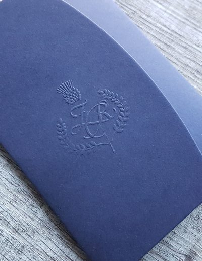 Personalised NZ Pocketfold Envelope