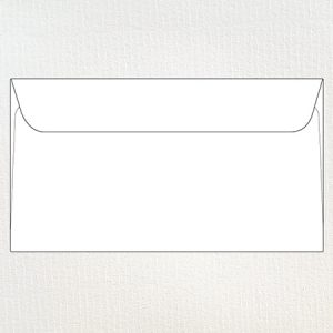 Textured bigmax 13 x 23.5 cm envelopes
