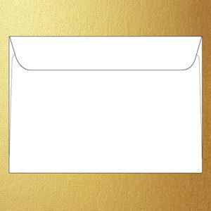 Metallic C5 envelopes (to fit A5)