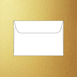 Metallic C6 envelopes (to fit A6)