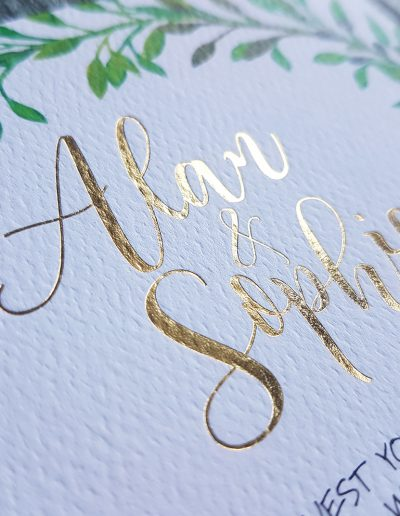 Lovely textured paper stocks