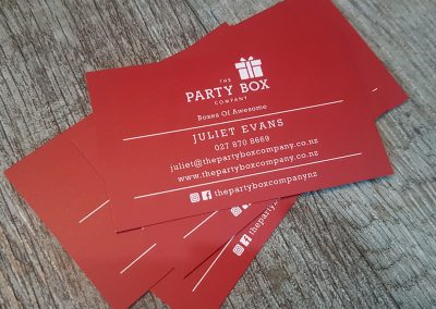 Auckland business cards