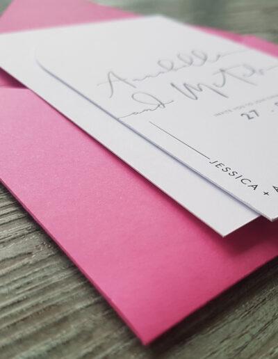 new zealand wedding envelopes