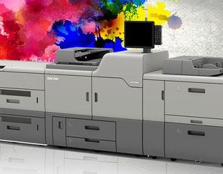 Colour printing Silverdale