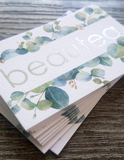 Beautiful and modern design for Beautea